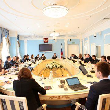 О проведении М.Л. Гальпериным заседания межведомственной рабочей группы по вопросам совершенствования корпоративного законодательства